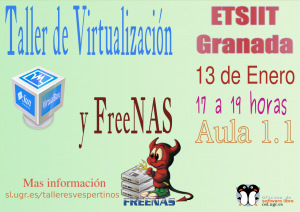 Virtualización y FreeNAS