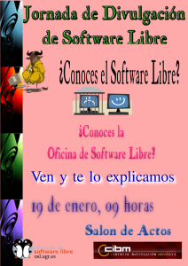 Jornada de Software Libre