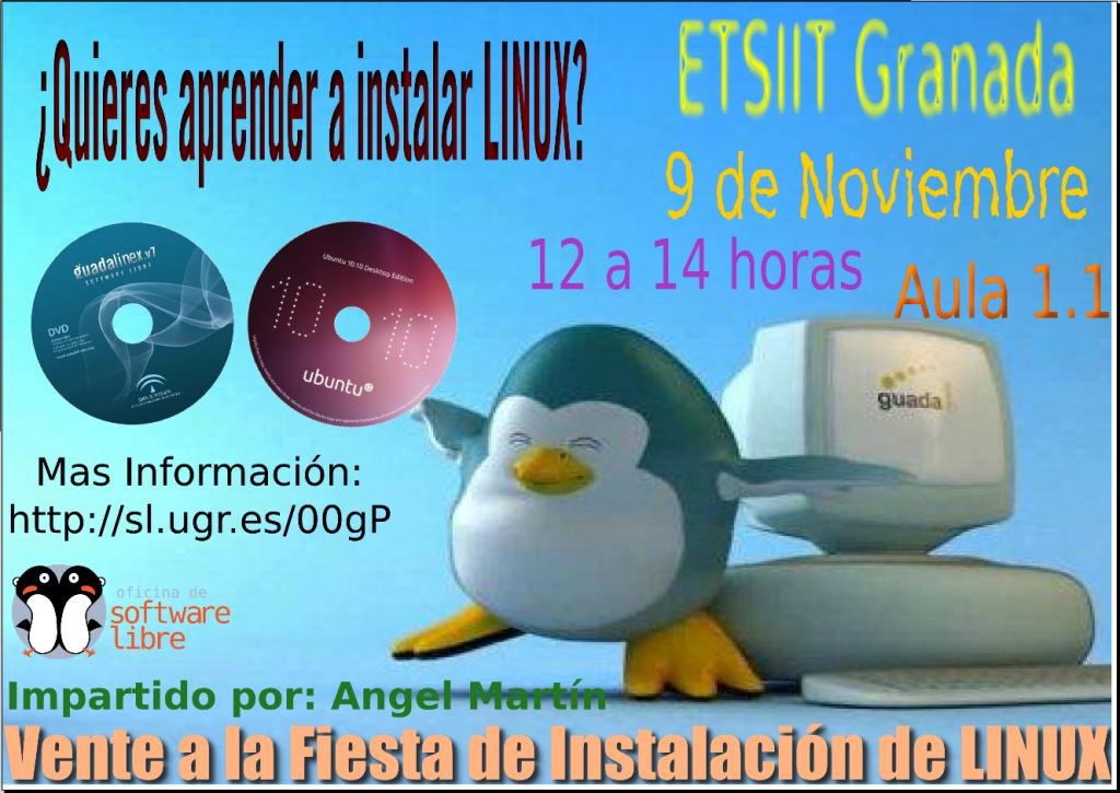 Instalando Linux