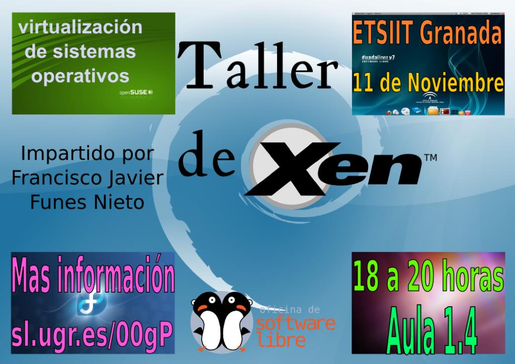 taller de Xen