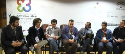 Reunión de OpenData Sevilla en la OSWC