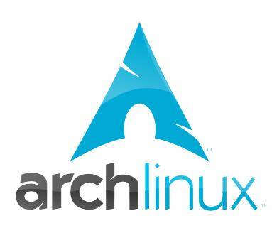 Logo de la distro Arch Linux
